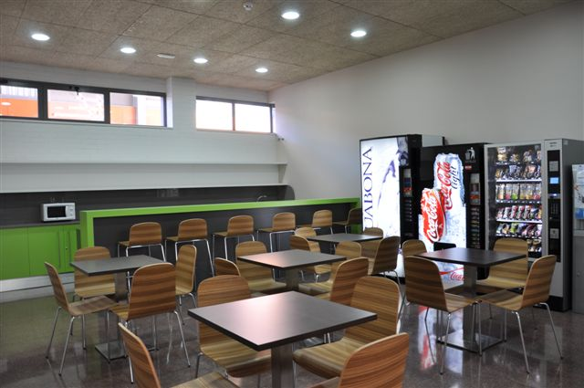 Residence Colegio Cuenca - Coffee Shop