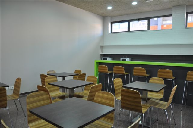 Residence Colegio Cuenca - Coffee Shop 2